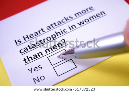 informative speech on heart attacks