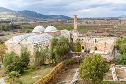 Isa Bey Mosque, Selcuk, Turkey
