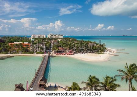 Shutterstock Isla de Mujeres, Mexico