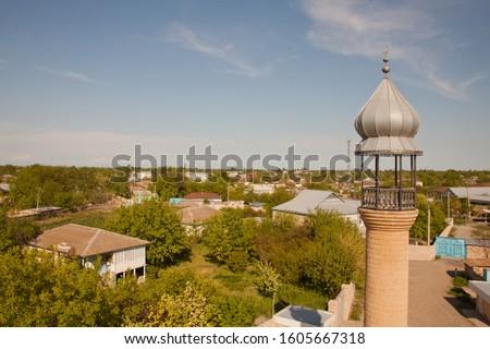 Islamic country Azerbaijan - Muslim mosque