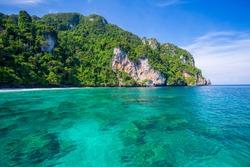island at krabi thailand beautiful