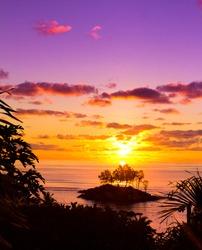 Island Horizon Coast