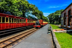 Isle of Man Railways, Isle of Man Tourist Destination