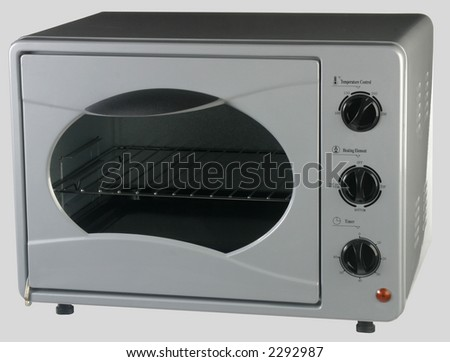 Isolated Electric Oven2