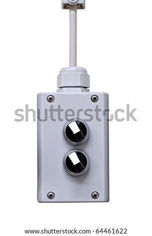 isolated electronic control element (switch)