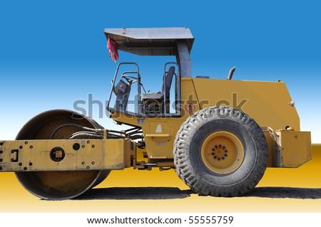 Isolated heavy duty vehicle