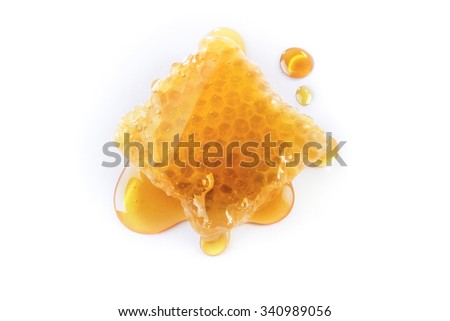 Isolated Honeycomb Top