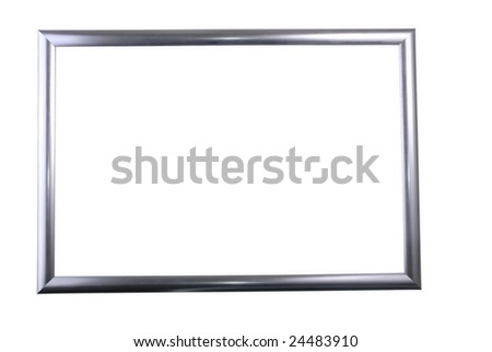 Isolated metal frame