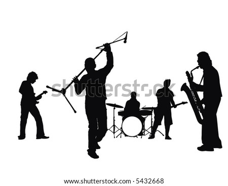 isolated music band