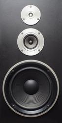 Isolated music speaker high quality loudspeaker acoustic system