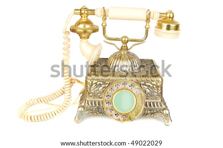 stock-photo-isolated-on-the-white-antique-gold-retro-phone-49022029.jpg