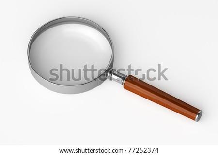 isolated on white background