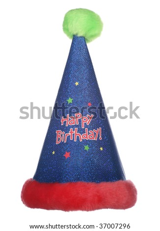 happy birthday pictures clip art. Happy Birthday Hat Clip Art. a