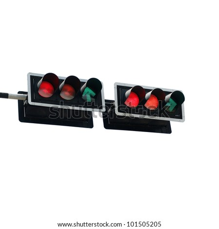 isolated traffic signal