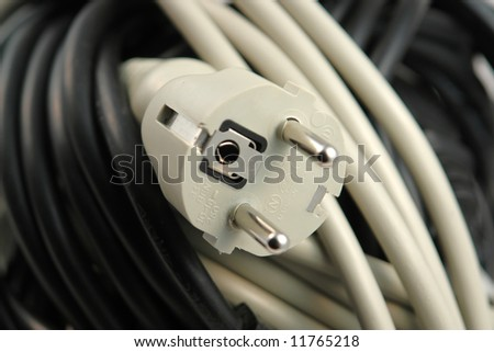 Isolated wires