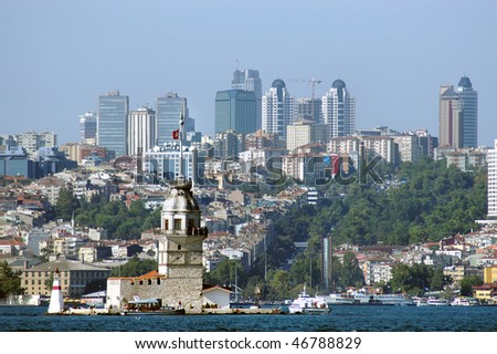 Istanbul & Maiden's Tower