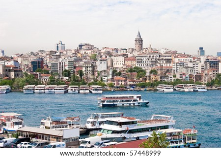 Istanbul, Turkey Stock foto ©