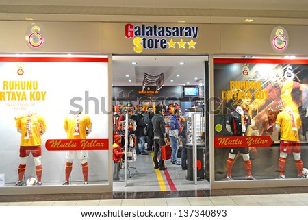 turkish football shop