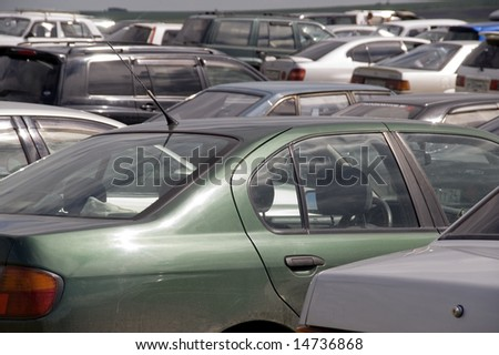 It is a lot of automobiles.