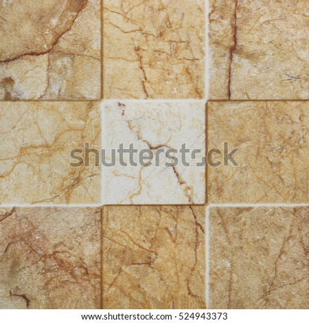 It Is Brown Ceramic Tile Texture For Pattern And Background Ez Canvas