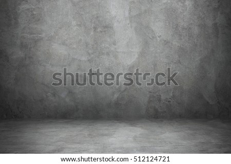 it is cement wall and floor with shadow for pattern and background. Stock foto ©