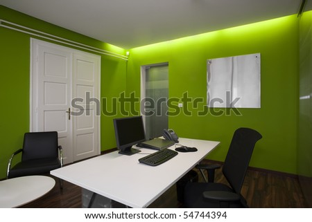 IT office