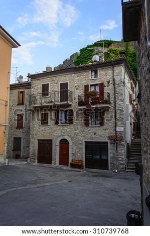Italian architecture #310739768