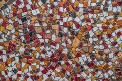Italian ceramic full of colors