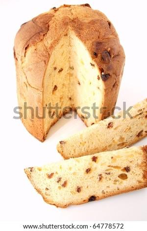 Italian panettone