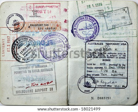 India tourist visa requirements for australian citizens