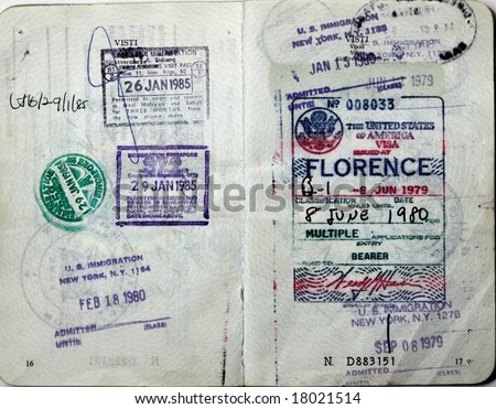 Singapore Passport Picture on Us Passport Spanish Passport Flying To Chile Find Similar Images
