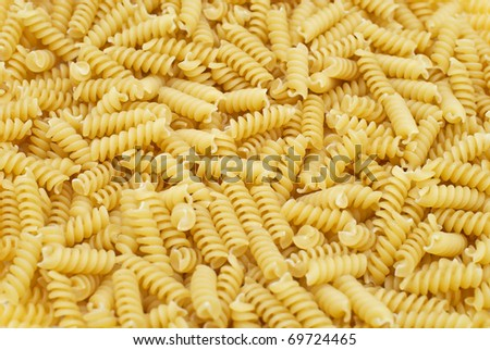 One Color Background Images Italian Pasta One Color