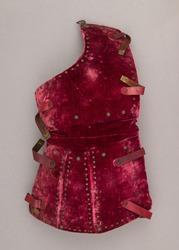 Italian red Brigandine Armor, Medieval knight Armor