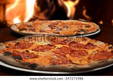 italian restaurant fresh pizza