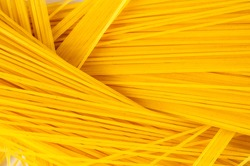 Italian Typical Classic Food Pasta Texture Background