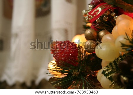 items for christmas decoration, coffee fee, kitchen items, items for funds #763950463