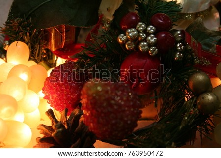 items for christmas decoration, coffee fee, kitchen items, items for funds #763950472