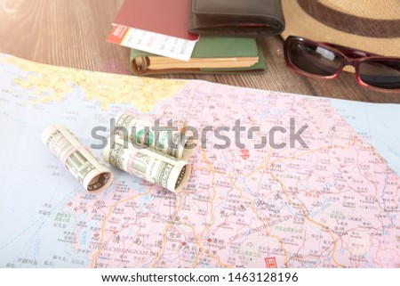 Items to be carried when traveling #1463128196