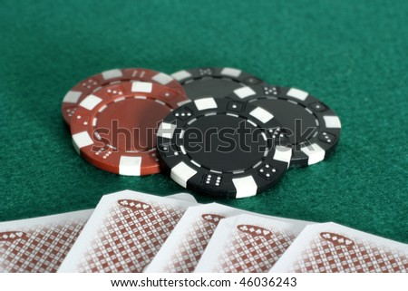 Items used for gambling