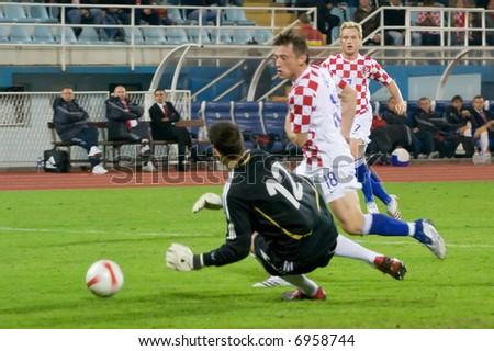 Ivica Olic - soccer player in Germany Bundesliga