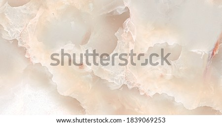 Ivory onyx marble for interior exterior with high resolution decoration design business and industrial construction concept.Cream marble,  Creamy ivory natural marbl texture background, marbel stone.