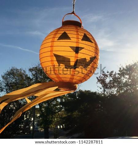 Jack o' Lantern Light #1142287811