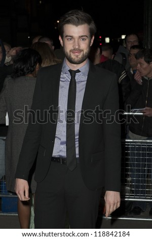 Jack Whitehall arriving for the Cosmopolitan Ultimate Women of the Year Awards , Victoria & Albert Museum, London. 30/10/2012 Picture by: Simon Burchell - stock photo