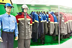 Jackets for workwear for builders and industry