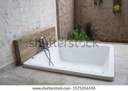 Jacuzzi suite in the hotel #1575356596