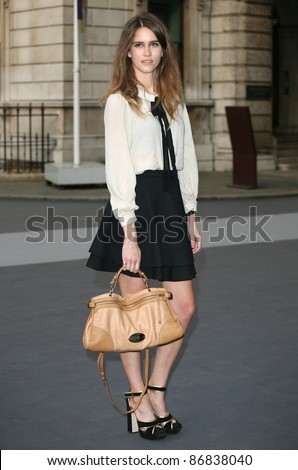 Jade Williams, aka Sunday Girl arriving for The Royal Academy of Arts - Summer Exhibition Preview Party, at the The Royal Academy of Arts, London. 02/06/2011  Picture by: Alexandra Glen / Featureflash