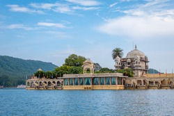 Jag Mandir is a palace built on an island in the Lake Pichola. The palace is located in Udaipur city in the Indian state of  Rajasthan