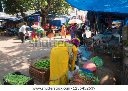 Binh Dong Floating Flower Market.Ho Chi Minh City Vietnam February 2 Stock Photo 1308081349