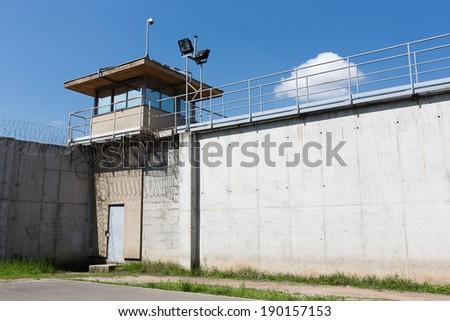 jail, tower