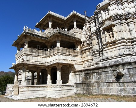 Jain Temple,Ranakpur,India